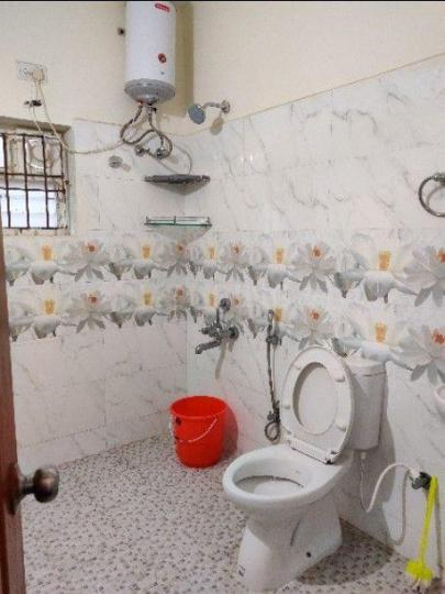 Bathroom Image of Chennai's PG Hub in Tharamani