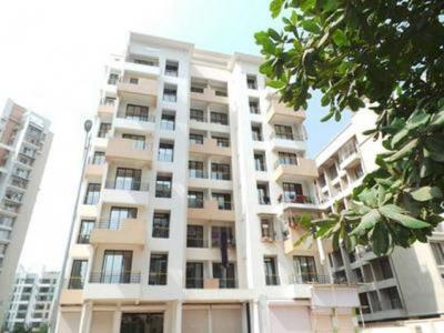 Gallery Cover Image of 550 Sq.ft 1 BHK Apartment for buy in Jayni, Kharghar for 5500000
