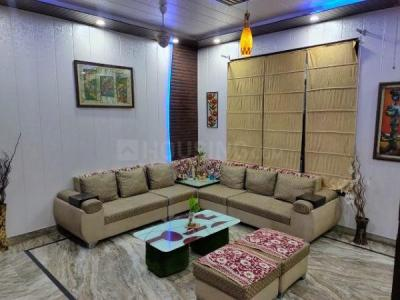 Gallery Cover Image of 1350 Sq.ft 2 BHK Independent House for buy in Dhakoli for 6800000