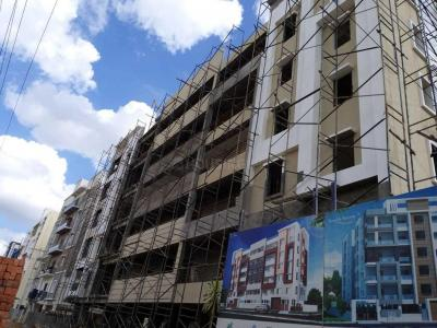 Gallery Cover Image of 1200 Sq.ft 2 BHK Apartment for buy in Hyder Nagar for 5800000