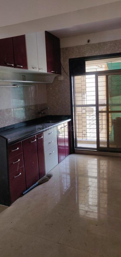 Kitchen Image of 1200 Sq.ft 2 BHK Apartment for rent in Kamothe for 20000