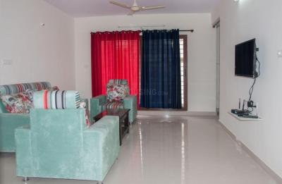 Living Room Image of PG 4643596 Kasturi Nagar in Kasturi Nagar