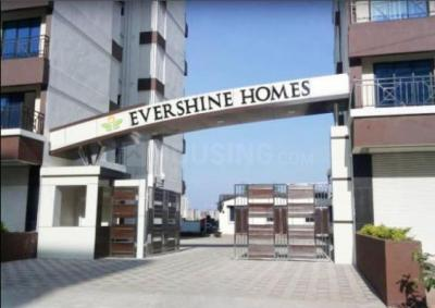 Gallery Cover Image of 680 Sq.ft 1 BHK Apartment for buy in Evershine Homes, Virar West for 3300000