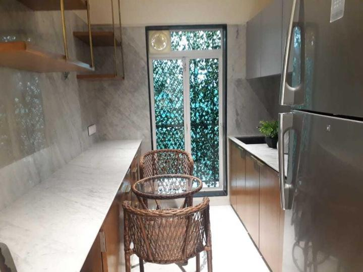 Kitchen Image of 769 Sq.ft 1 BHK Apartment for buy in J.K IRIS, Mira Road East for 6100000