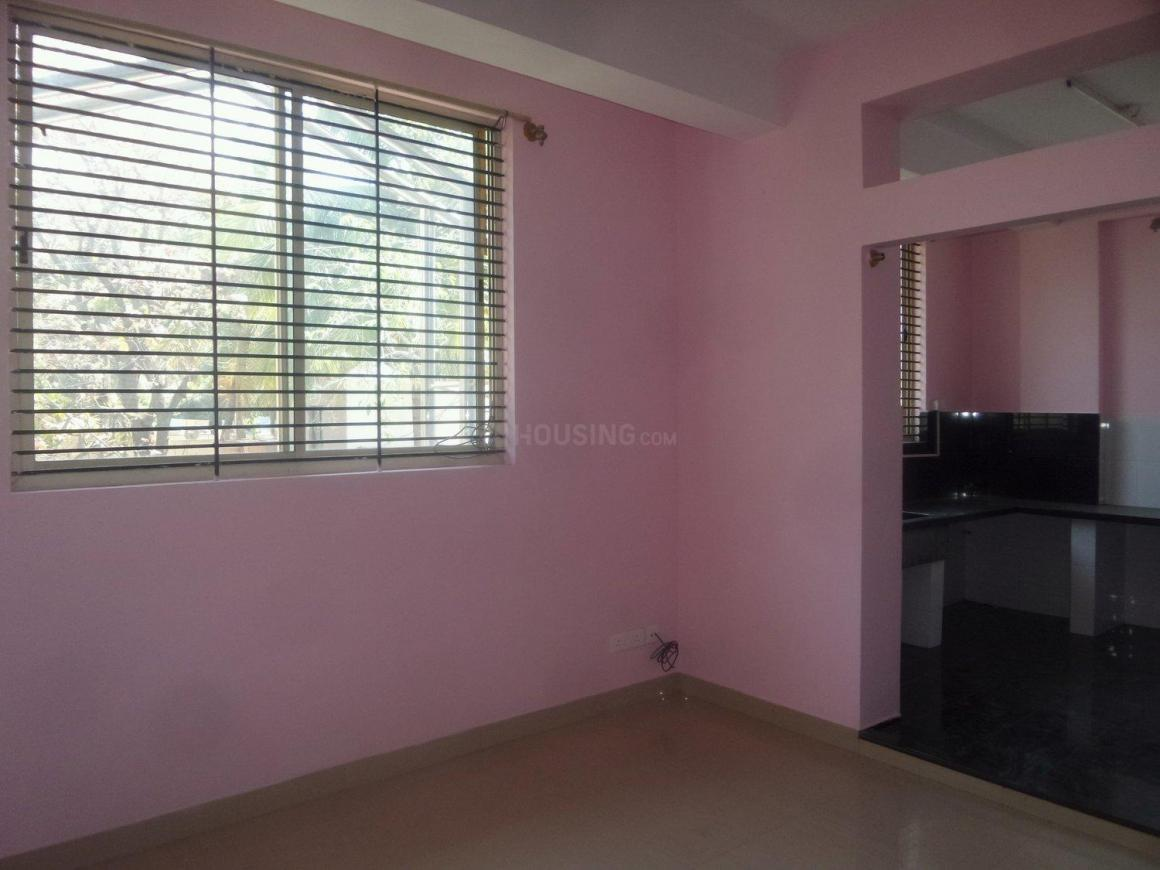 Living Room Image of 700 Sq.ft 1 BHK Apartment for rent in J. P. Nagar for 13000