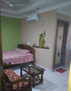 Gallery Cover Image of 320 Sq.ft 1 BHK Apartment for rent in Rajarhat for 8500