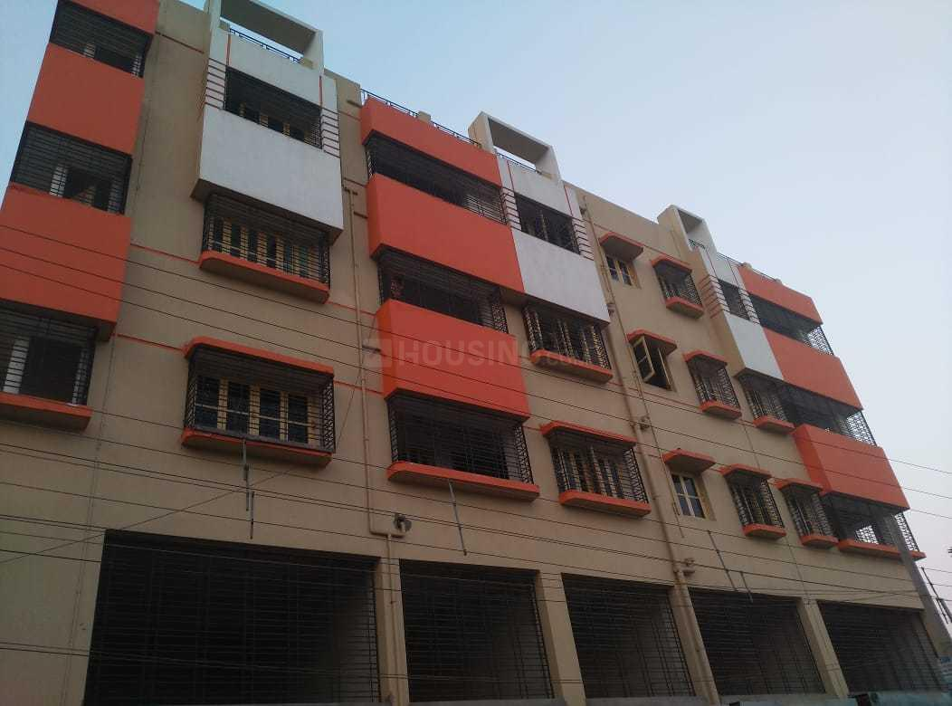 Building Image of 1500 Sq.ft 3 BHK Apartment for rent in Nayabad for 12000