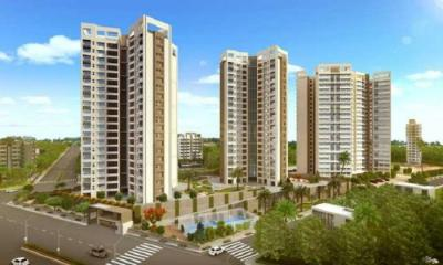 Gallery Cover Image of 1550 Sq.ft 3 BHK Apartment for buy in Sea Gundecha Trillium, Kandivali East for 29800000