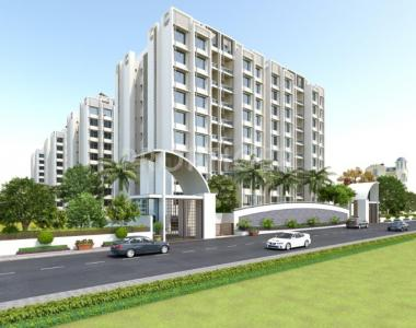 Gallery Cover Image of 1395 Sq.ft 2 BHK Apartment for buy in Avirat Silver Harmony, Gota for 5500000