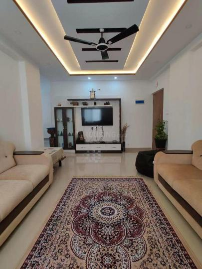 Living Room Image of 1655 Sq.ft 3 BHK Apartment for rent in Margondanahalli for 27000
