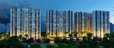 Gallery Cover Image of 600 Sq.ft 1 BHK Apartment for buy in Perungudi for 4770000