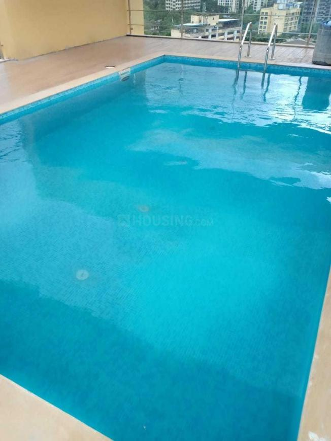 Swimming Pool Image of 1200 Sq.ft 2 BHK Apartment for buy in Govandi for 17500000