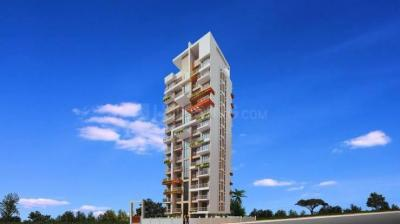 Gallery Cover Image of 1100 Sq.ft 2 BHK Apartment for buy in Ev Castle, Ulwe for 9000000