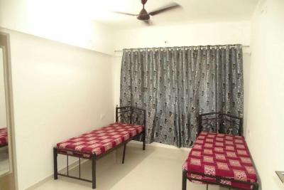 Bedroom Image of Meridian Stays in Bhandup West