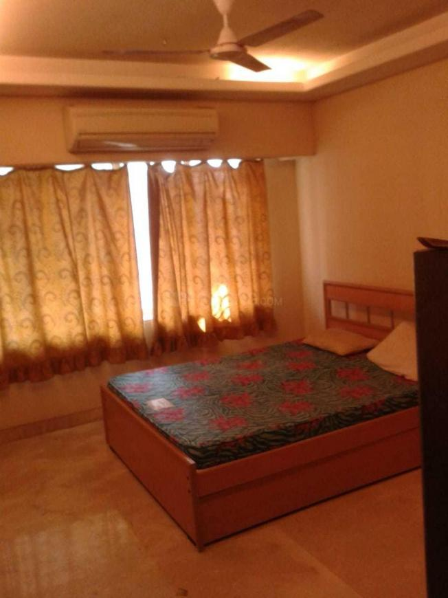 Bedroom Image of 2100 Sq.ft 3 BHK Apartment for rent in Marine Lines for 200000
