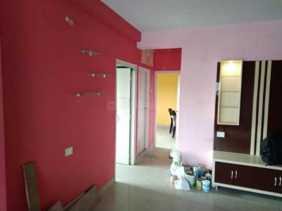 Gallery Cover Image of 1351 Sq.ft 3 BHK Apartment for rent in Kaikhali for 16000