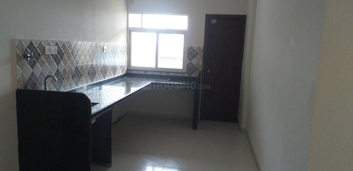 Kitchen Image of 951 Sq.ft 2 BHK Apartment for buy in Lohegaon for 4500000