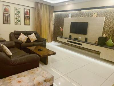 Gallery Cover Image of 2436 Sq.ft 3 BHK Apartment for rent in Alliance Orchid Springss, Korattur for 50000