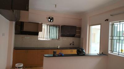 Gallery Cover Image of 1300 Sq.ft 2 BHK Apartment for rent in SLS Serenity Apartment, Kadubeesanahalli for 25000