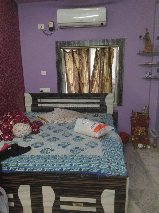 Bedroom Image of 500 Sq.ft 1 BHK Independent House for rent in Keshtopur for 9000