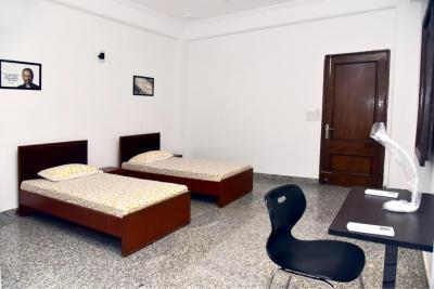 Bedroom Image of Nirvana Rooms PG in Sushant Lok I