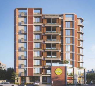 Gallery Cover Image of 2490 Sq.ft 3 BHK Apartment for buy in D And C Meghdhanush Residency, Vastrapur for 16700000
