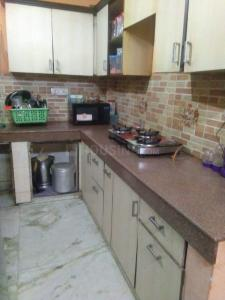 Gallery Cover Image of 900 Sq.ft 2 BHK Independent Floor for rent in Dwarka Mor for 11500