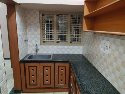 Gallery Cover Image of 600 Sq.ft 1 BHK Independent Floor for rent in Nagapura for 15000