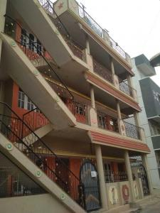 Gallery Cover Image of 600 Sq.ft 1 BHK Independent Floor for rent in Battarahalli for 550000
