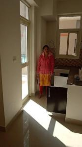 Gallery Cover Image of 750 Sq.ft 1 BHK Apartment for rent in Surajpur for 7000