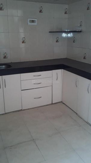 Kitchen Image of 340 Sq.ft 1 RK Apartment for rent in Kandivali West for 15000
