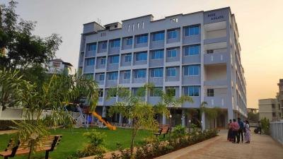 Gallery Cover Image of 600 Sq.ft 1 BHK Apartment for rent in Pote Aalaya, Vihighar for 8500