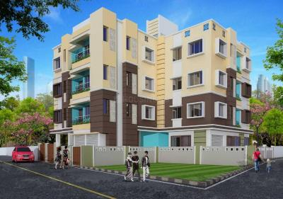 Gallery Cover Image of 725 Sq.ft 2 BHK Apartment for buy in Milan Pally for 2682500