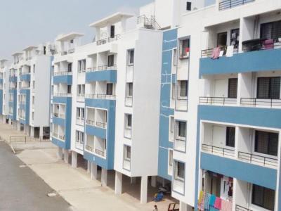 Gallery Cover Image of 640 Sq.ft 2 BHK Apartment for rent in Tirupati Balaji Nisarg, Shiraswadi for 5000