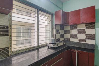 Kitchen Image of Oyo Life Kol1616 in Rajarhat