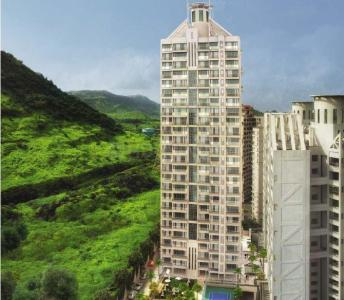 Gallery Cover Image of 1950 Sq.ft 3 BHK Apartment for buy in Concrete Sai Saakshaat, Kharghar for 20500000