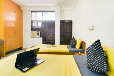 Bedroom Image of Oyo Life Grg1877 Dlf Cyber City in DLF Phase 3