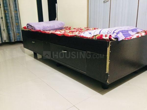 Bedroom Image of Pratibha Girls Hostel in Nigdi