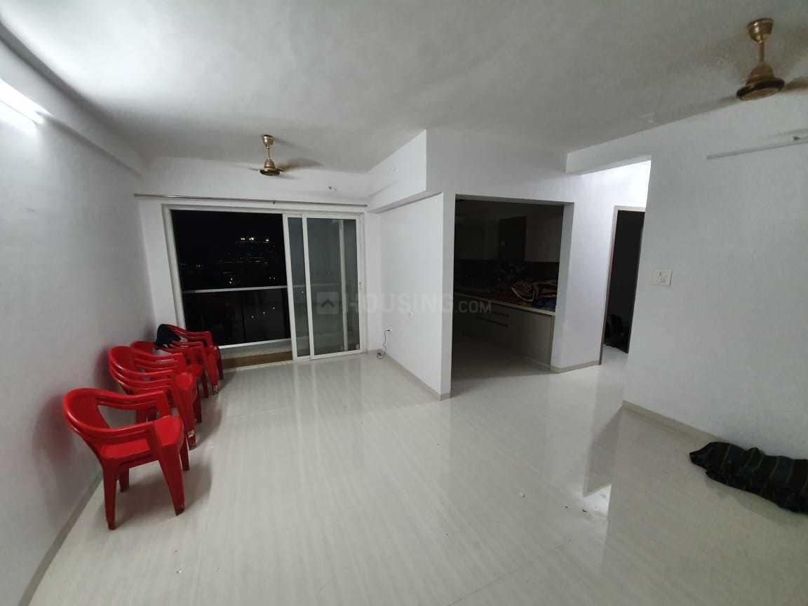 Living Room Image of 1200 Sq.ft 2 BHK Apartment for rent in Dighe for 32700