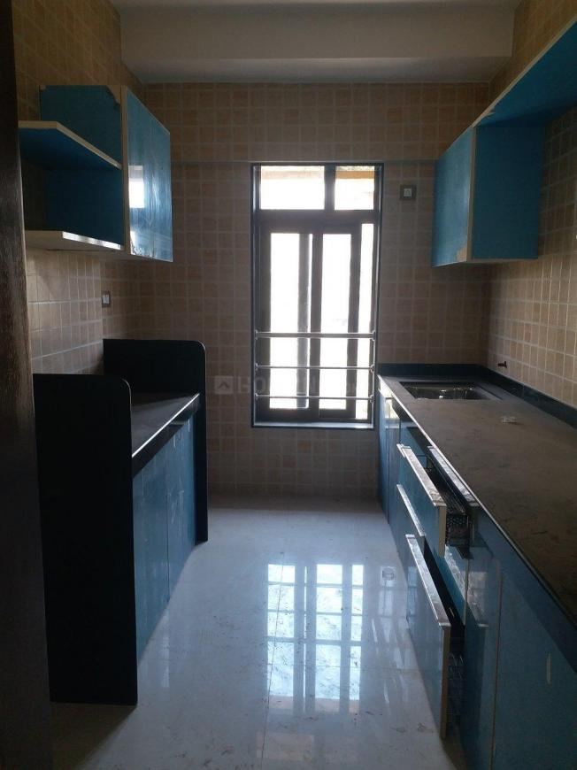 Kitchen Image of 891 Sq.ft 2 BHK Apartment for rent in Borivali West for 31000