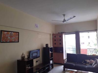 Gallery Cover Image of 1212 Sq.ft 1 BHK Apartment for rent in ND Passion Plus, Harlur for 25000