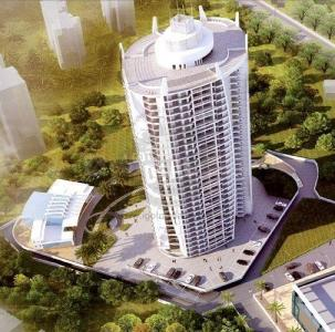 Gallery Cover Image of 1300 Sq.ft 3 BHK Apartment for buy in Thane West for 14400000