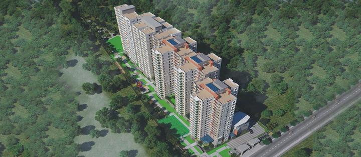 Brochure Image of 1734 Sq.ft 3 BHK Apartment for buy in Anantapura for 10902990