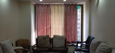 Gallery Cover Image of 804 Sq.ft 2 BHK Apartment for rent in Kopar Khairane for 36000
