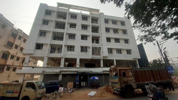Building Image of 871 Sq.ft 2 BHK Apartment for buy in Vijaylakshmi Pleasant Palace, Rajpur Sonarpur for 2525900