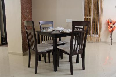 Dining Room Image of Tower Iv Villa No 710 Gera Skyvillas in Kharadi