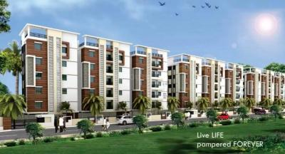 Gallery Cover Image of 1515 Sq.ft 3 BHK Apartment for buy in Kompally for 5700000