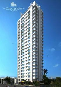 Gallery Cover Image of 610 Sq.ft 1 BHK Apartment for buy in Swaroop Marvel Gold Phase II Colloseum, Bhandup West for 8500000