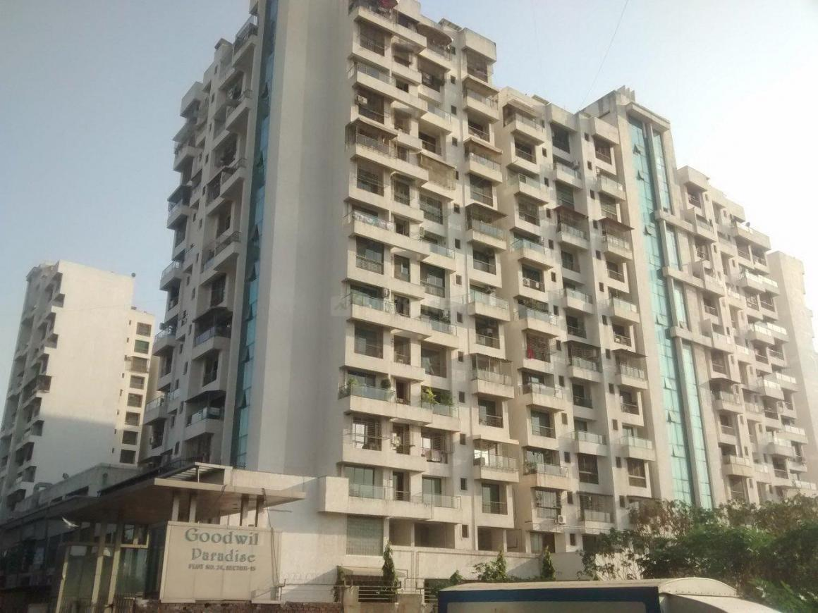 Building Image of 1260 Sq.ft 2 BHK Apartment for buy in Kharghar for 13000000