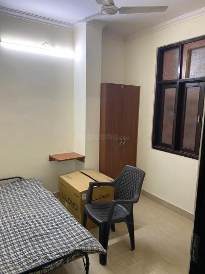 Bedroom Image of Affordable PG in Patel Nagar